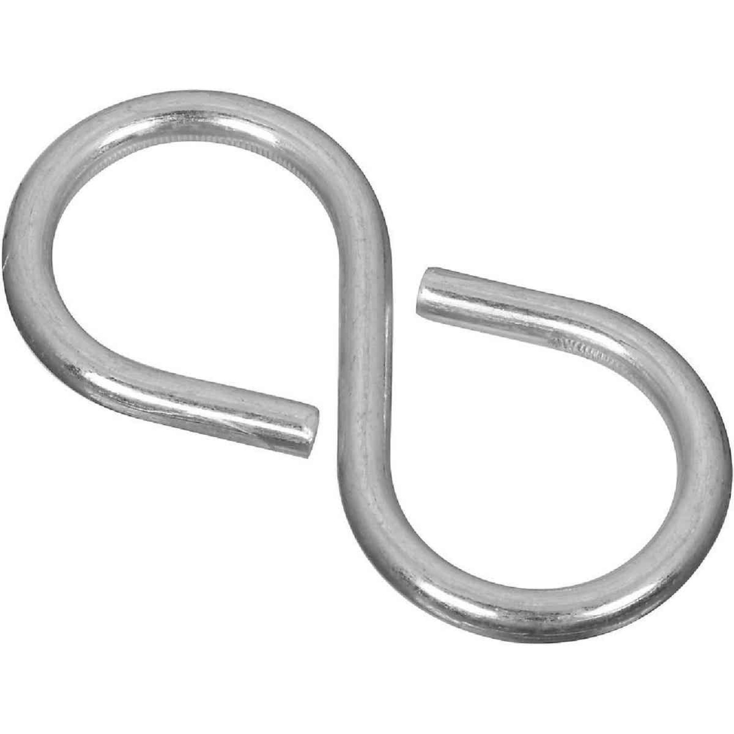 National 2-1/8 In. Zinc Light Closed S Hook (3 Ct.) Image 1