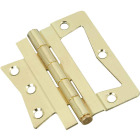 National 4 In. x 4 In. Non-Mortise Hinge (2 Count) Image 1