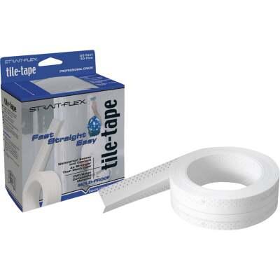 Strait Flex Tile-Tape 2-1/4 In. x 50 Ft. Cement Board Tape