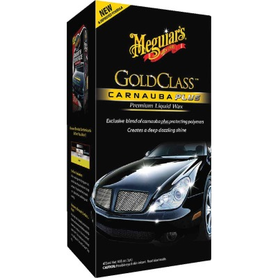 Meguiars Gold Class 16 Oz. Liquid Car Wax