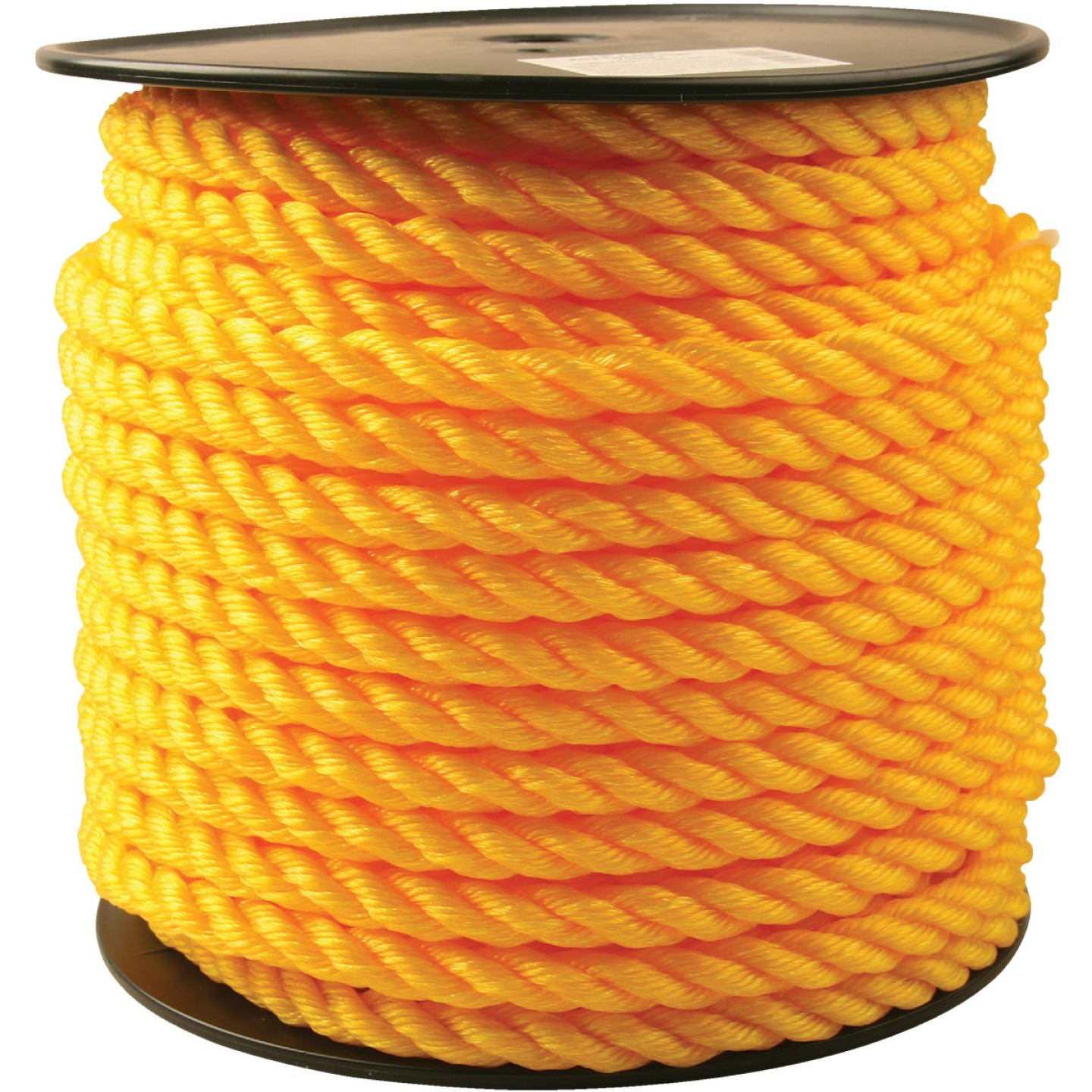 Do it 5/8 In. x 150 Ft. Yellow Twisted Polypropylene Rope Image 1