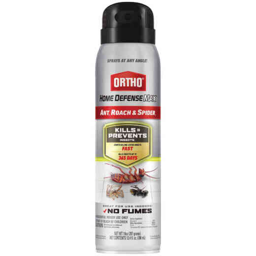 Ortho Home Defense MAX 14 Oz. Aerosol Spray Ant, Roach, & Spider Killer