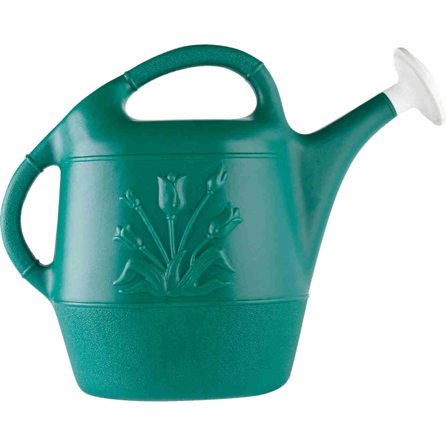 United Products 2 Gal. Hunter Green Poly Watering Can Image 2